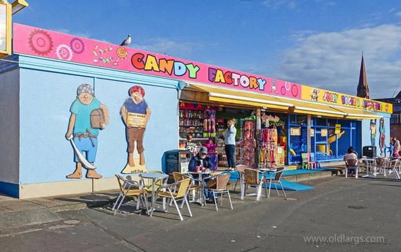 largs candy factory