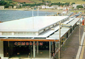 old largs cumbraen amustments