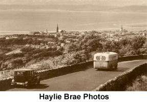 photos of old largs haylie brae