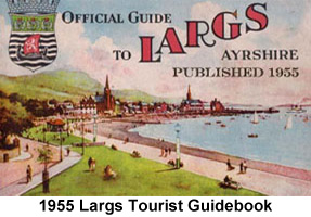old largs guide book