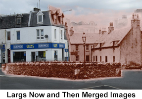 now and then merged