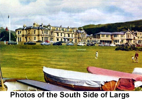 photos of of largs south side
